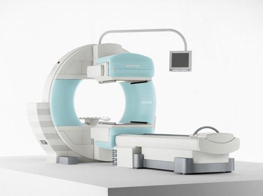 Комбинированные системы однофотонной эмиссионной компьютерной томографии (ОФЭКТ/КТ)